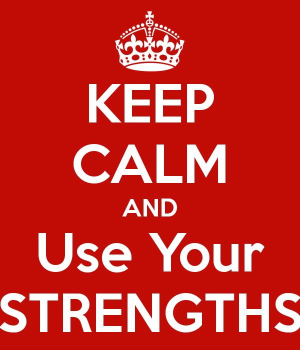 Use your Strengths